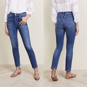 COH | Olivia High Rise Slim Jean in Solo 30